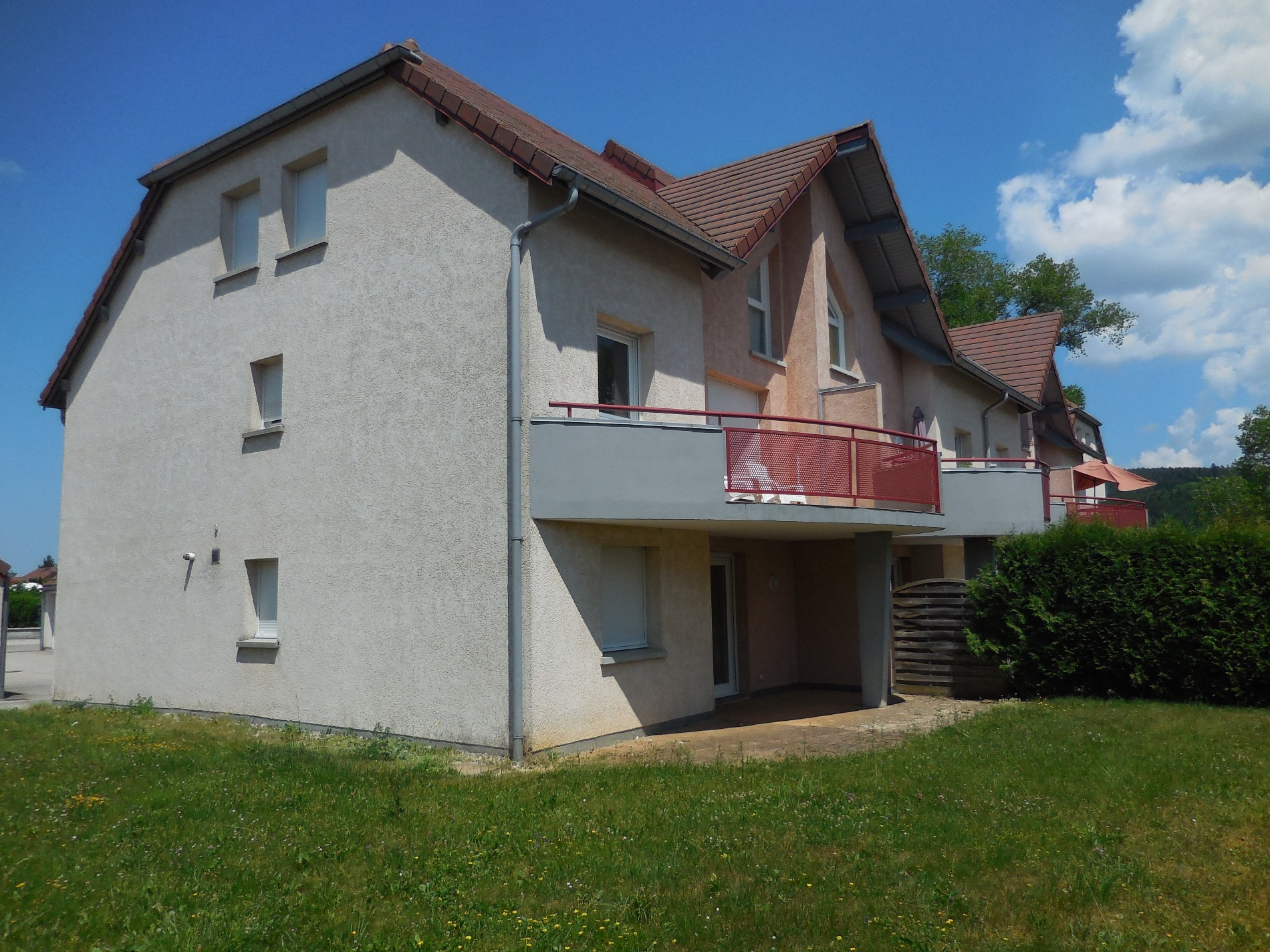 Annonce vente appartement pontarlier 25300 65 m 205 for Garage ford pontarlier 25300